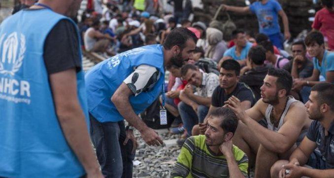 Ayudamos a amueblar un piso a una familia refugiada