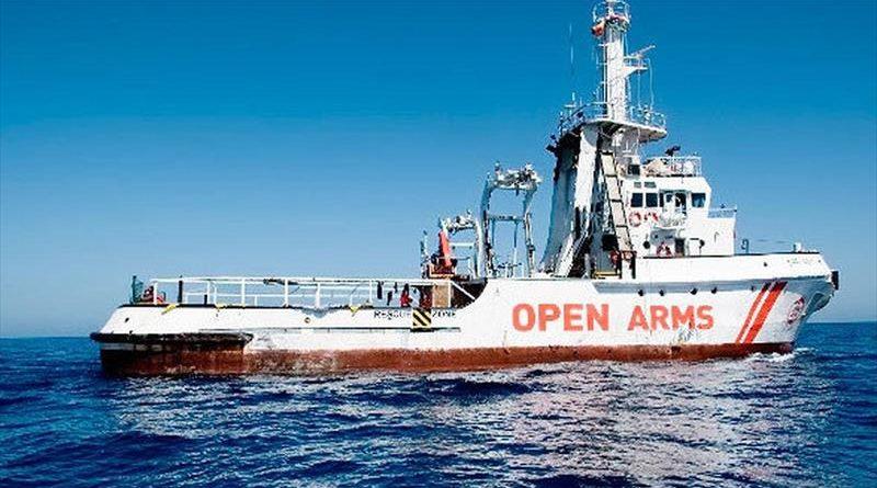 Donativo 85 Euros OPEN ARMS – Subasta Solidaria